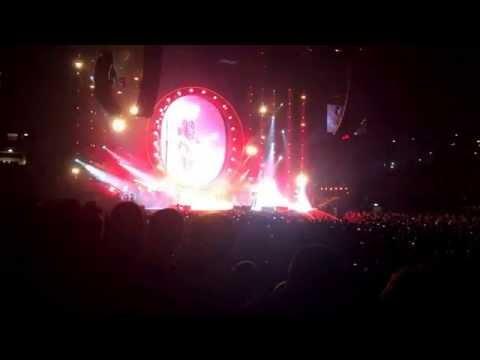 Ingresso/Opening Queen + Adam Lambert live @Forum Assago Milano 2015