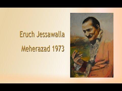 Meher Baba's Eruch Jessawalla in 'Meherazad 1973'