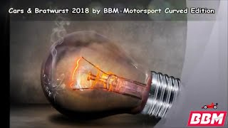 Cars und Bratwurst 2018 Curved Edition by BBM