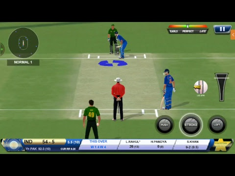 Real Cricket 2018| Asia Cup 2018| India vs Pakistan| #durecorder