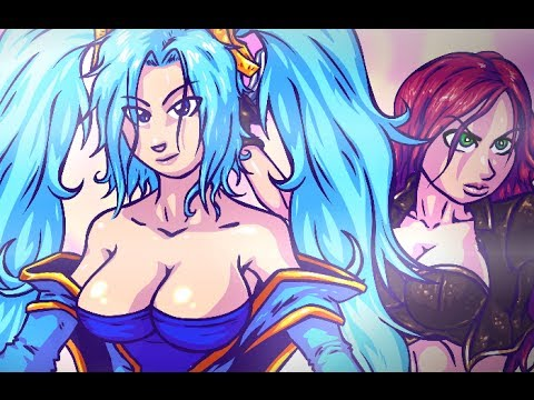 I CAN MILK THESE...(18+) League of Legends Music Parody