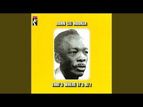 John Lee Hooker - Grinder Man