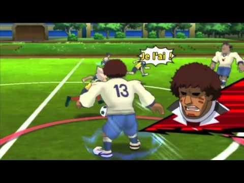 Inazuma eleven strikers ita download
