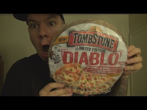 WE Shorts - Tombstone Diablo Pizza