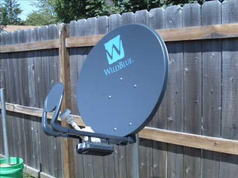 Free To Air On A Wild Blue Satellite Dish
