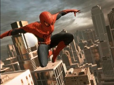 The Amazing Spider-Man: Scarlet Spider Suit   Free Roam Gameplay