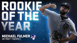 Michael Fulmer 2016 Rookie Highlights