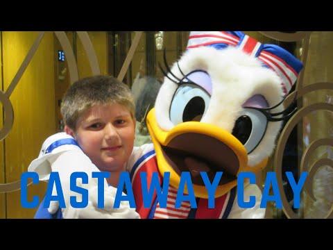 DISNEY CRUISE DAY 7: CASTAWAY CAY! FINALLY!