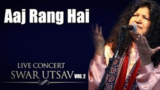 download lagu Aaj Rang Hai- Abida Parveen Album: Live Concert Swarutsav gratis