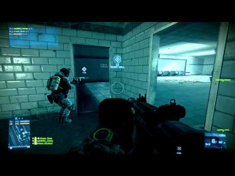 Battlefield 3: Xtream dama Against Shortest 'till Rape Ever (esl Versus #4141115) video