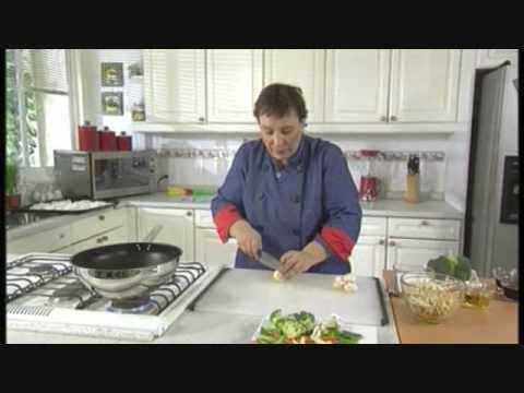 Tepanyaki de Pollo y Verduras