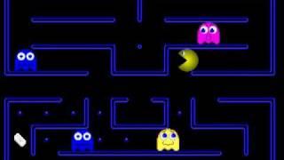 """""""Deluxe Pacman""""- Gameplay"""
