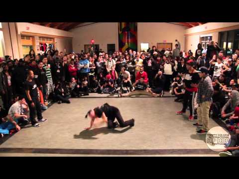 B-Girl Exhibition Battle: Trinity College International Hip Hop Festival (2012)
