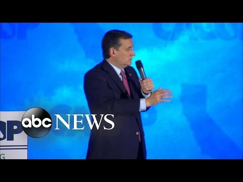 Ted Cruz and Donald Trump Battle Before Indiana Primary