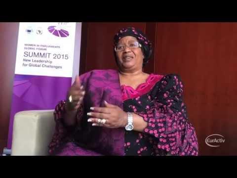Banda: EU support was key in my fight against corruption in Malawi