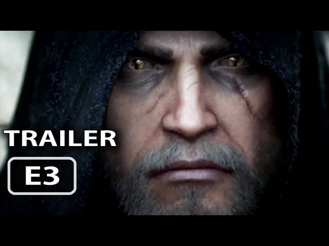 The Witcher 3 Trailer (E3 2013) Xbox One - HD
