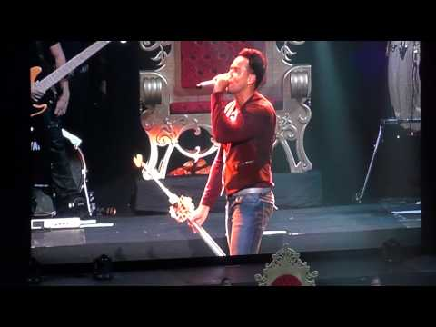 La Curita Y Dembow Romeo Santos Madrid video