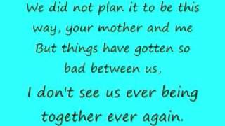 Eminem-Mockingbird  [lyrics]