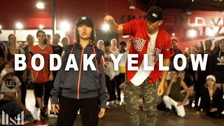 """BODAK YELLOW"" - Cardi B Dance 