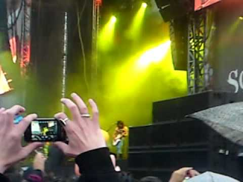 Steel Panther (I Want It That Way) download festival 2010