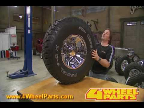Dick Cepek F C Ii Radial Tires Will Tear It Up On Amp Off