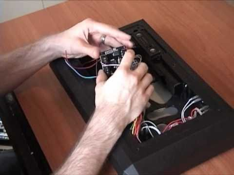 How To Install an Akishop PS360 Joystick PCB into PlayStation 3 Mad Catz FightStick TE (Part 2)