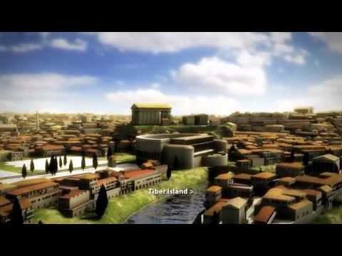 A Tour through Ancient Rome in 320 C.E.