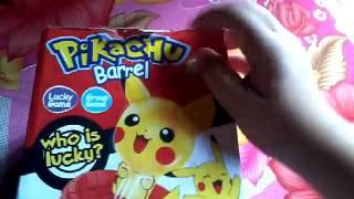 Gioi thieu bo do choi thung dam pikachu