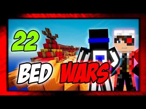 МЫ ЗНАЕМ КАК ПОБЕЖДАТЬ! BED WARS! 22