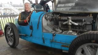 Bugatti Type 35B 1927, S  F  Edge Trophy, 75th Members' Meeting, Goodwood