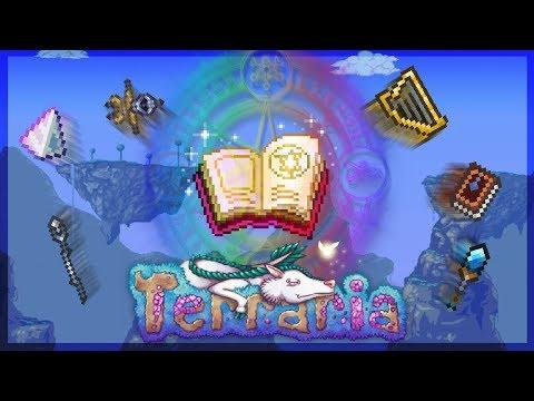 Магические приключения в Террарии! || Terraria за мага #1