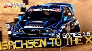 Isachsen to the X: Inside Subaru at X Games 16