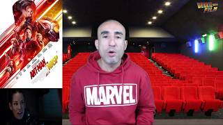 Ant-Man 2 - DebriFilm - Azéd Stories