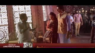Aagadu Junction lo song making video - idlebrain.com