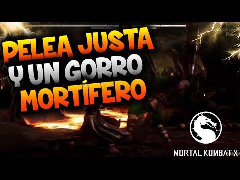 Pelea Justa Y Un Gorro MortÍfero mortal Kombat X video
