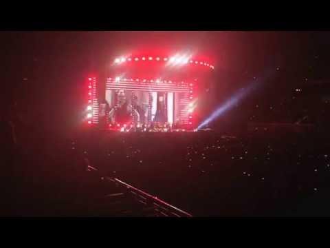 Robbie Williams Kraków Arena 17.04 2015 Let Me Entertain You  HD
