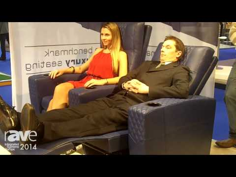 ISE 2014: Cineak Showcases Ferrier Luxury Seating For Home Theater