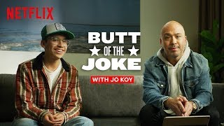 Jo Koy Calls Out His Son For Spending Too Much Time in the Bathroom | Netflix is a Joke