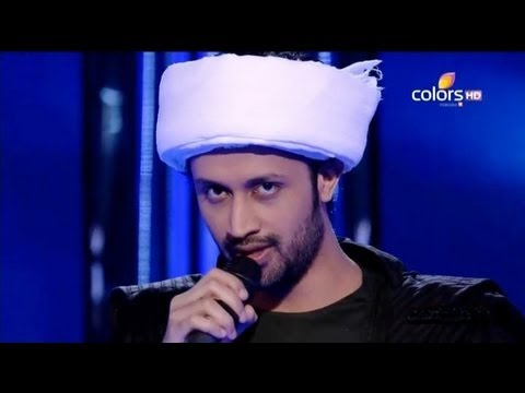 Atif Aslam Live O Sathi Re at Surkshetra HD