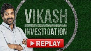 Winamax TV - Replay Vikash Investigation 18/05/2018