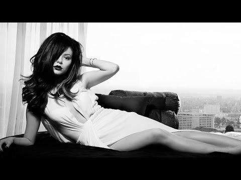 Miranda Cosgrove All Grown Up in Sexy Black & White Photoshoot