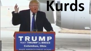 Donald Trump , Plans , regarding kurds & how to defeat ISIS