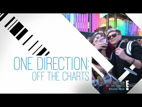 One Direction: Off The Charts - E! Special