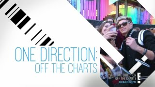 One Direction Video - One Direction: Off The Charts - E! Special