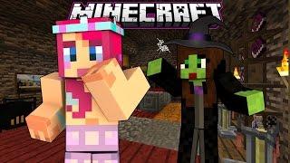 Lets Build A Witch! SHE HACKS ME! | Build Battle | Amy Lee33