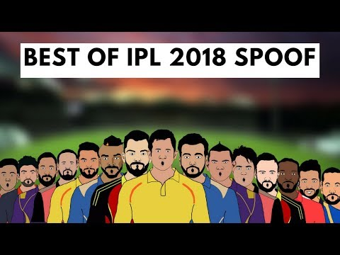 Best of ipl 2018 spoof | The laughter life with azgar