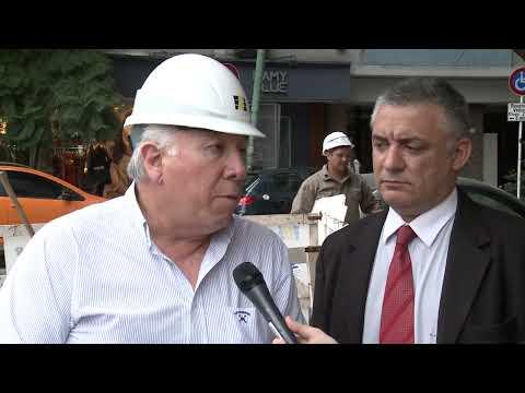 Avanzan obras para mejorar distribución eléctrica de Edesur