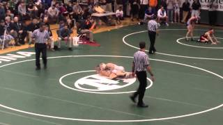 M.I.T. Finals David Bavery (Perry) VS Darrin Gilkerson (Wadsworth)