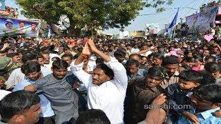 కందుకూరులో కొనసాగుతున్న పాదయాత్ర - netivaarthalu.com