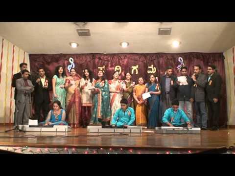 Jaya Bharatha Jananiya Tanujathe RKS Group Song